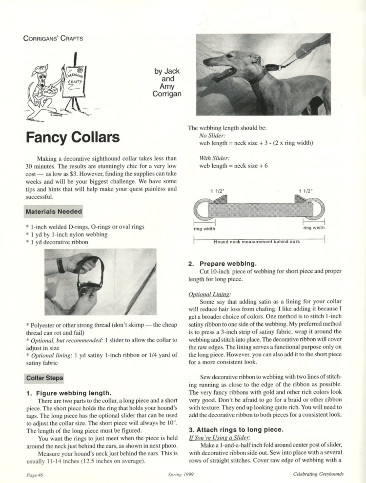 Corrigan fancy collars 1